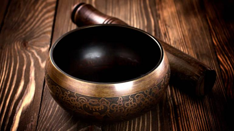 Terapia Reiki y cuencos tibetanos